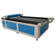 Jinan factory 100w fabric laser cutting machine / cheap laser cutters LM-1325