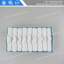 Japan Airlines Corporation 100 cotton aviation towel disposable factory sales made in china supplier