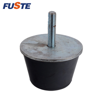 Car Suspension rubber mount Silicone Buffer Rubber Shock Absorber bumper