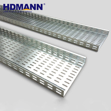 HDMANN High Quality Aluminum Alloy Cable Tray Cable Tray Cable Joint