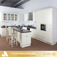 2018 Vermont Design Moulded Custom MDF Kitchen Cabinet in Kerala