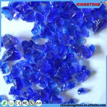 Great quality luminous in the dark glass chips