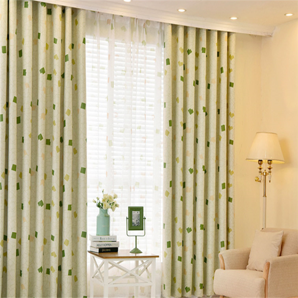 one way china manufacturer arabic beautiful blackout curtains for home