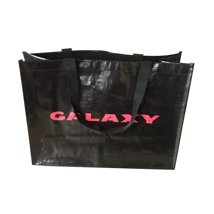 Europe Standard PP Woven Bag coated with glossy film