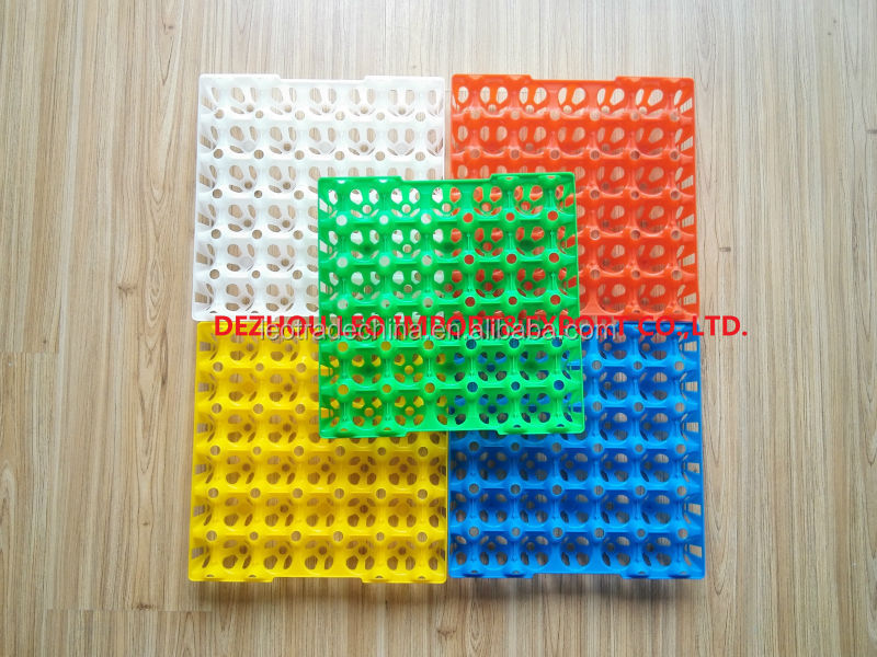 30 chicken eggs tray HDPE plastic chicken egg crate