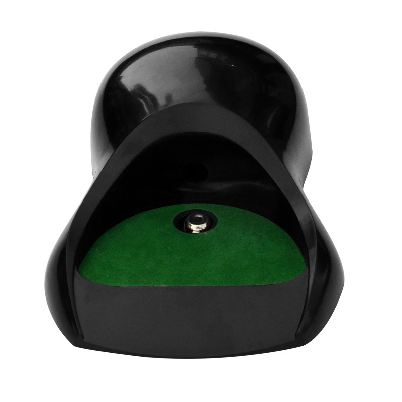 GOLF KICK-BACK AUTOMATIC RETURN PUTTING CUP