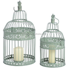 Hot Selling Cheap Home and Garden Decoration Metal cage