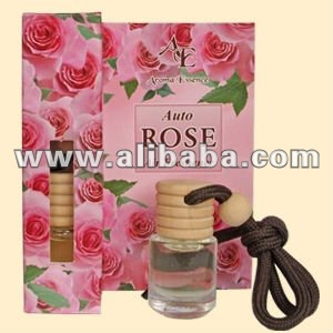 Auto Air Freshener Rose - 5ml.