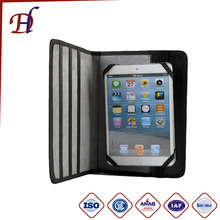 Microfiber cover for ipad PU leather holder for ipad mini and variety business case for ipad Air