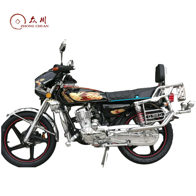 Gas Motorcycle 150CC Engine For Adult