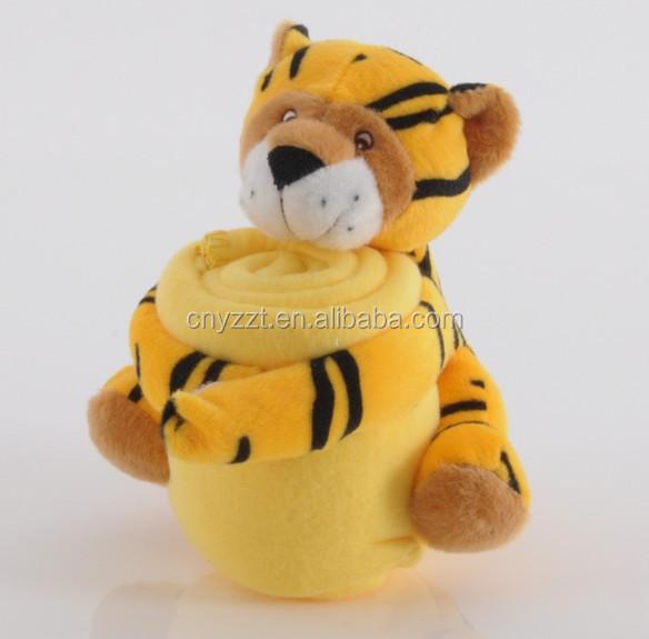 Animal Shaped Blanket/travel Kit Blanket Pillow/baby Blanket Animal Pattern - Buy Travel Kit ...