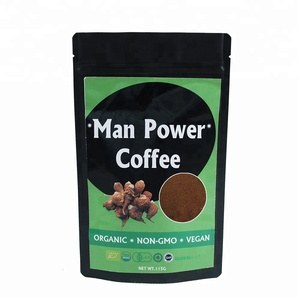 Wholesale Forever Young Tongkat Ali Malaysia Ginseng Coffee Strongman Natural Herbs Coffee