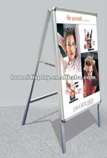 Multi-function aluminum e ink picture frame