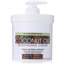 Virgin Coconut Oil Moisturizing Cream