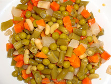 mixed vegetables legumes
