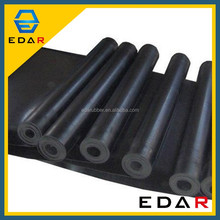 Styrene Butadiene 15Mm SBR rubber Widely Used Industrial Thickness Synthetic Rubber Sheet