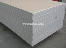 Ce Approval Lightweight Waterproof Gypsum Decorative Embossed Gypsum Board