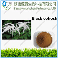 Supply Triterpene Glycosides 2.5~8 % Black Cohosh Extract powder