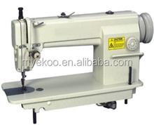 Cheapest price 415V thick material flat sewing machine