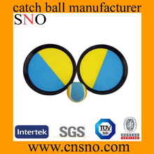 factory sell beach catch wholesale velcro catch ball