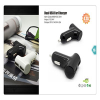 For samsung smart phone /android tablet 4.4 car charger