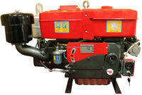 30hp Strong Water Cooled ZH1130 Diesel Engine