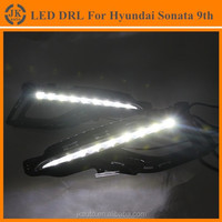New Arrival High Quality LED DRL for Hyundai LF Sonata LED Daytime Running Light for Hyundai LF Sonata 2015 2016