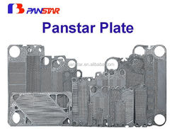 Plate 304 316L C276 TAi for HVAC food petroleum and coal chemical industry manufacturer