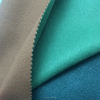 Thick micro faux suede fabric for furniture