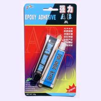 OEM packaging service ab epoxy glue two component