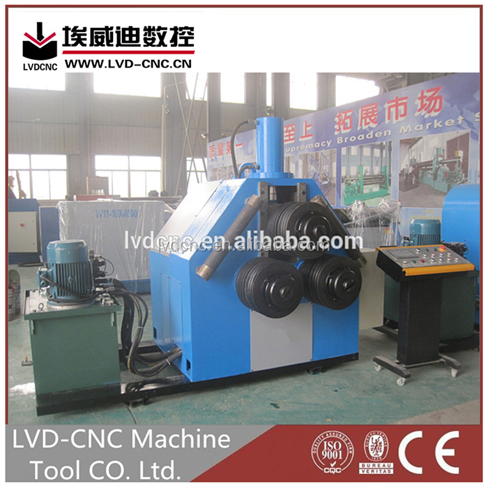 LVDCNC furniture hydraulic automatic cnc copper aluminum large diameter double head square tube pipe bending machine