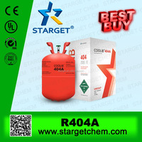 High Purity Environment Friendly R404a Pressure