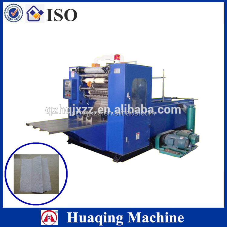 Hand towel small tissue paper making machine