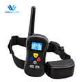 Pet Training Electronic Dog Shock Collar Electric Antibark Shock Collar For Dog