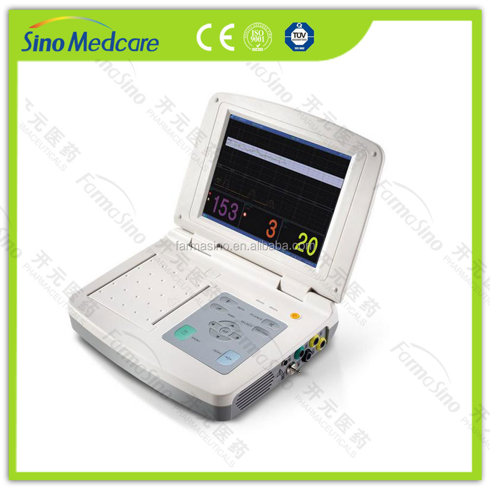 FS-110 CTG Handled Fetal Monitor Machine