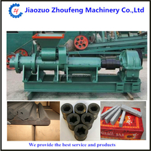 Automatic Charcoal Briquette Making Machine Coal Dust Extruder Machine Price(Whatsapp:008613782839261)
