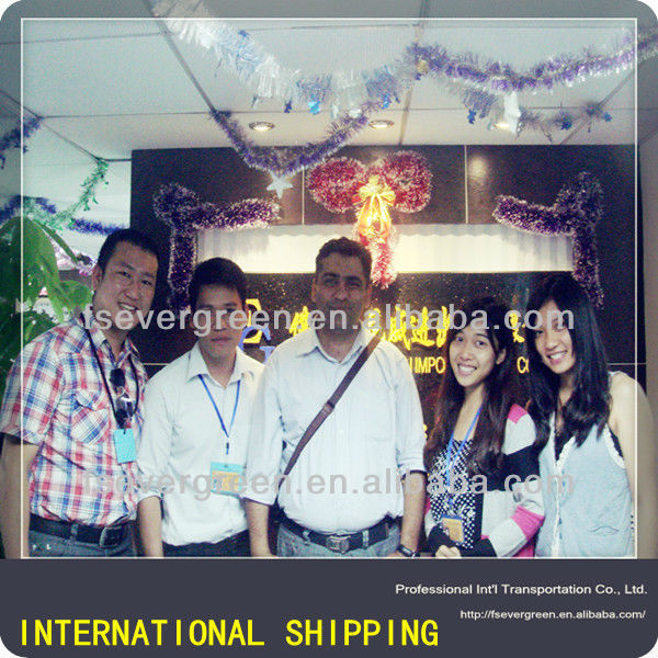 Ocean freight Forwarding /Ocean shipping China to DUBAI