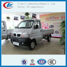 dongfeng K01 mini cargo truck 61hp 2515mm wheelbase