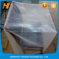 manufacturer mailing custom plastic bubble bag with customized design