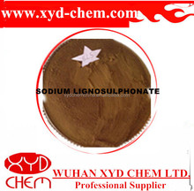 TOP qualified sodium lignosulfonato in concrete / ceramic / coal mining / feed / carbon black
