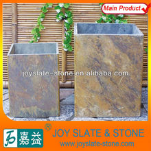 Garden decorative flower pot stone
