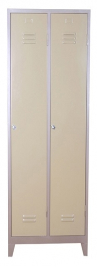 DOUBLE DOORS CLOTH CABINET