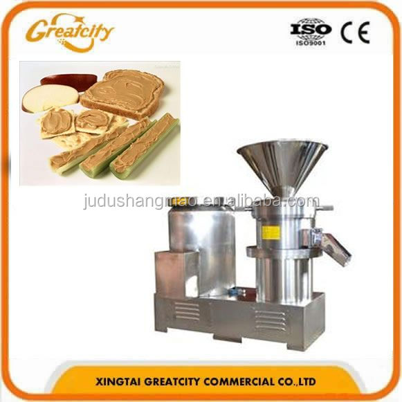 Commercial blueberry jam/peanut butter making machine fruit jam production machines