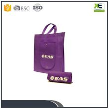 2017 OEM Fashion Cheap Recycled Nylon Polyester Eco Foldable Shopping Bag