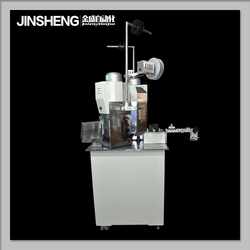 JS-4000 auto double ends electric wire cable making machine equipment