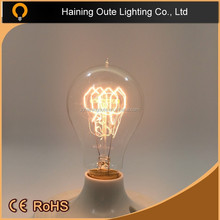 Home decor pendant light vintage filament bulb A21 110v 220v e26 e27 b22