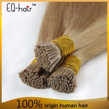 Virgin Remy Human Hair,Keratin Hair Extension,1g/s 100g/pack Color 613 I Tip Hair