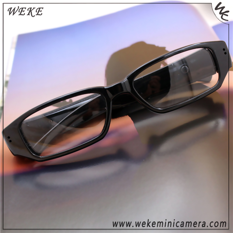 high quality cheap price hd hidden camera 1280*720 wifi camera glasses