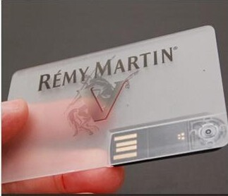 Hot seller promotional super thin credit card usb flash drive wholesale