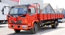 Dongfeng DUOLIKA 4*2 light cargo truck 6.15 meter length for cargo /120HP for sale